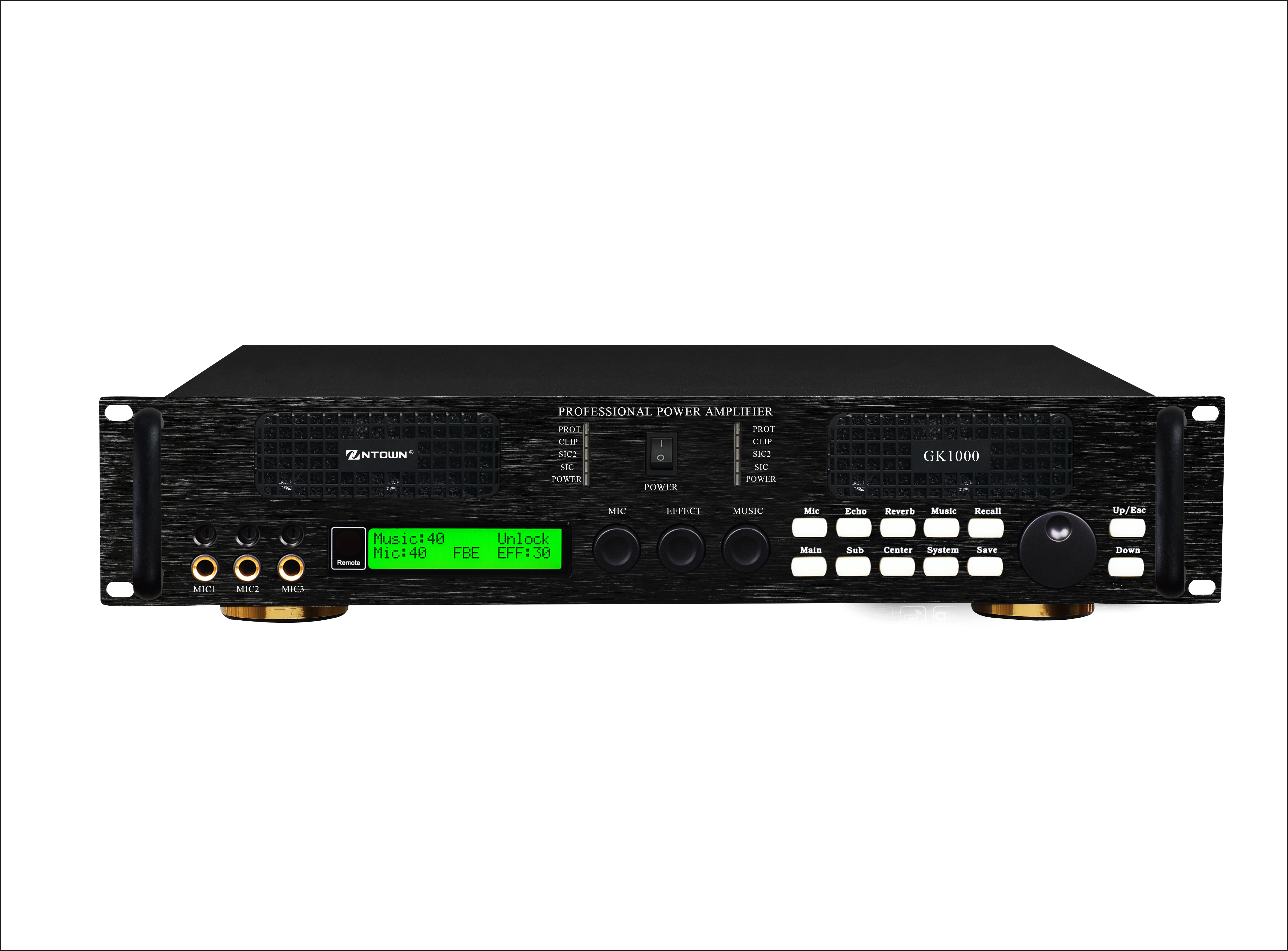 DIGITAL PACKET POWER AMPLIFIER  MODEL:GK1000